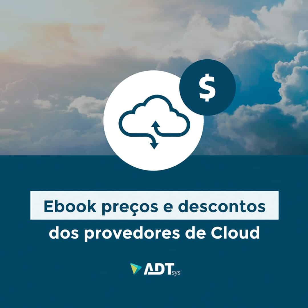 ebook preços e descontos dos provedores cloud