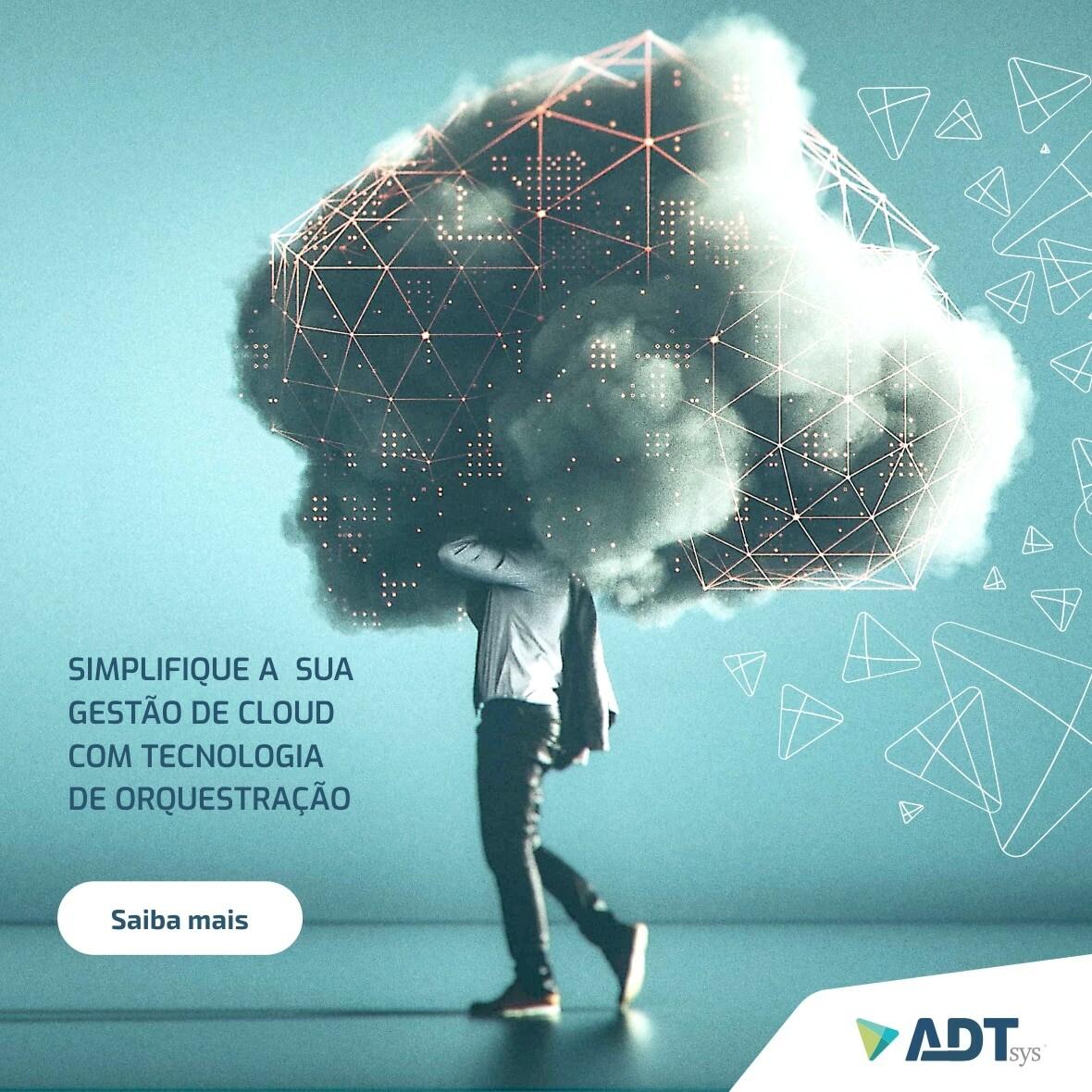 simplifique sua gestão cloud com orquestração